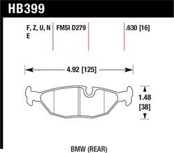 NASA Spec E30 Front and Rear Combo - NBE30F, NBE30R