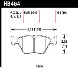 NASA Spec E46 Front & Rear Combo - NBE46F, NBE46R